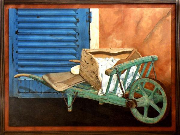 Corvée de lavoir (199x140) 4000€