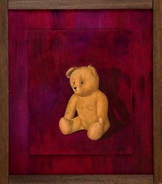 L'ours câlin (Vendu)