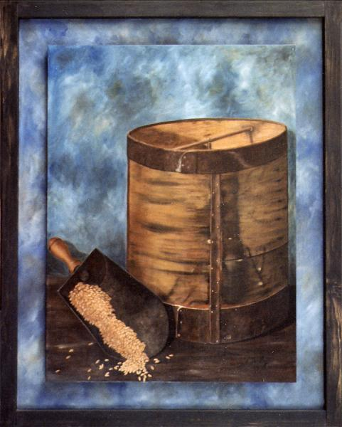 Mesure à grains (73x93) 1250€