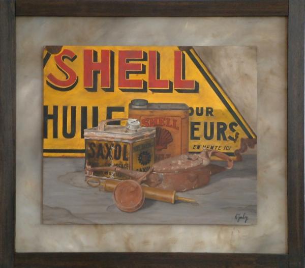 Shell (vendu)