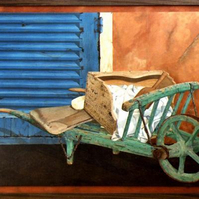 Corvée de lavoir 199x149 4000€