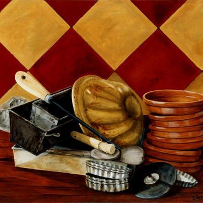 Gâteaux ou entremets (collection)