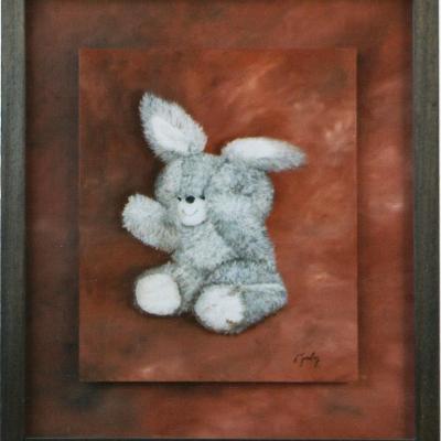 Le doudou de Guillaume (70x89) 1000€