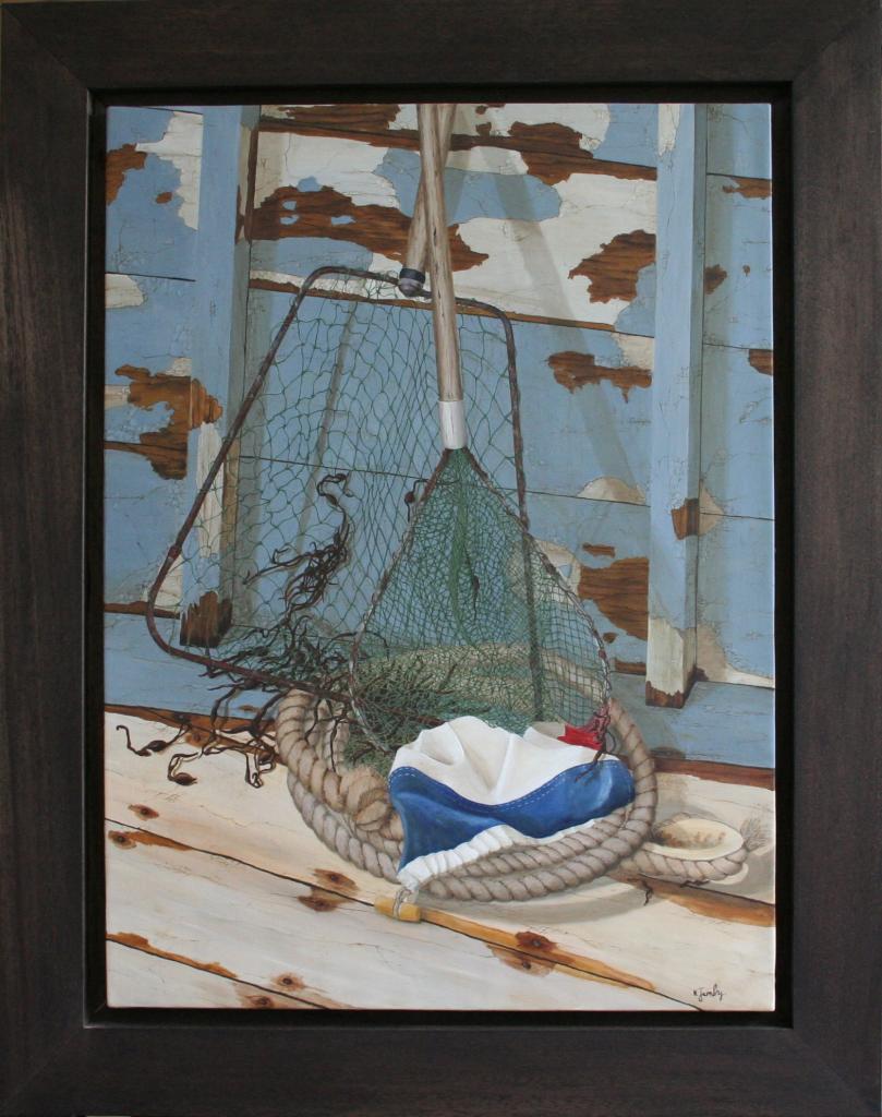 Pêche en mer (60X81) 800€