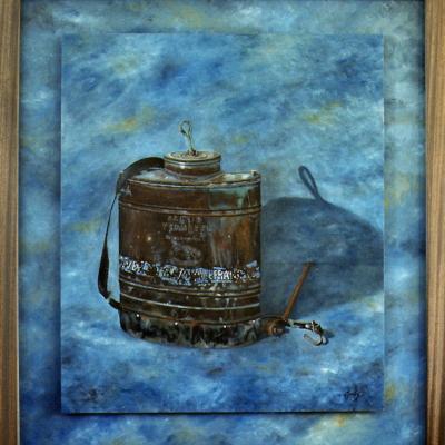 Pulvérisateur à vigne 95x120 (collection)